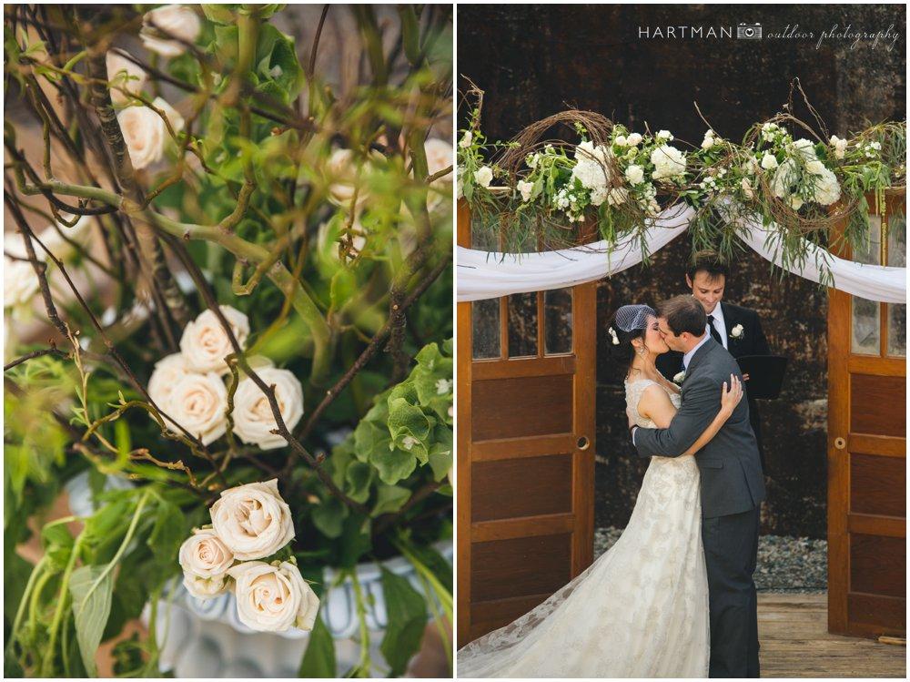 Married at Haw River Ballroom  000039