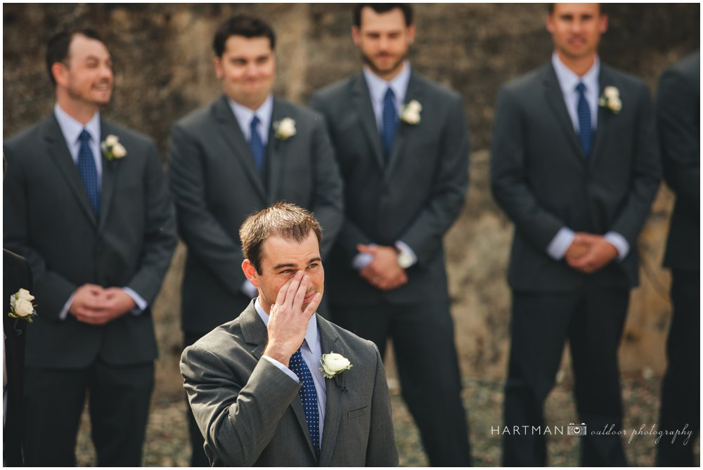 Best Groom Reaction Crying  000048