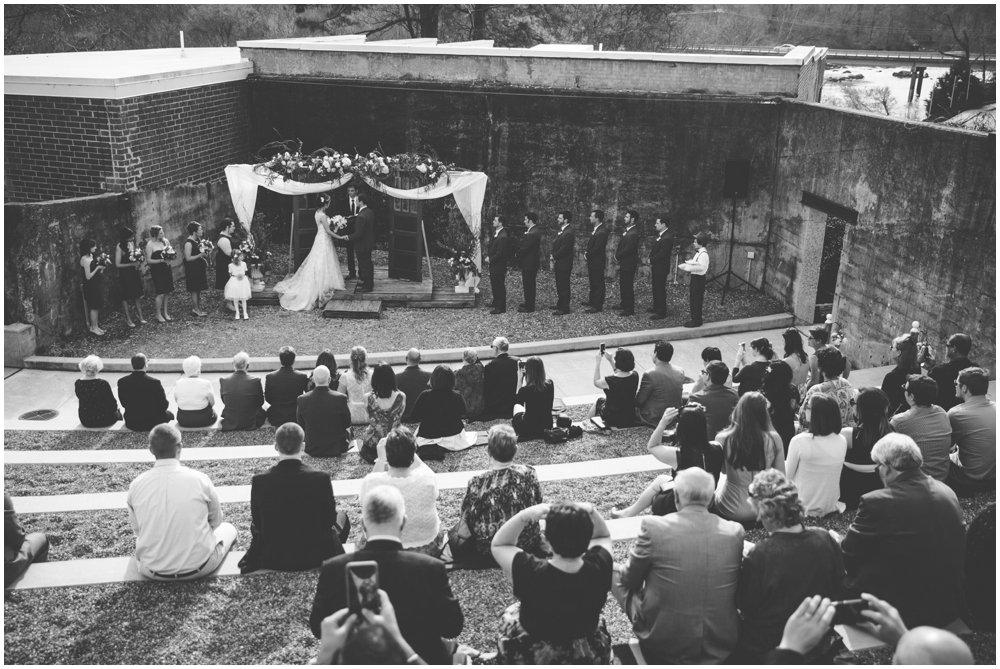 Ceremony Haw River Ballroom 000052