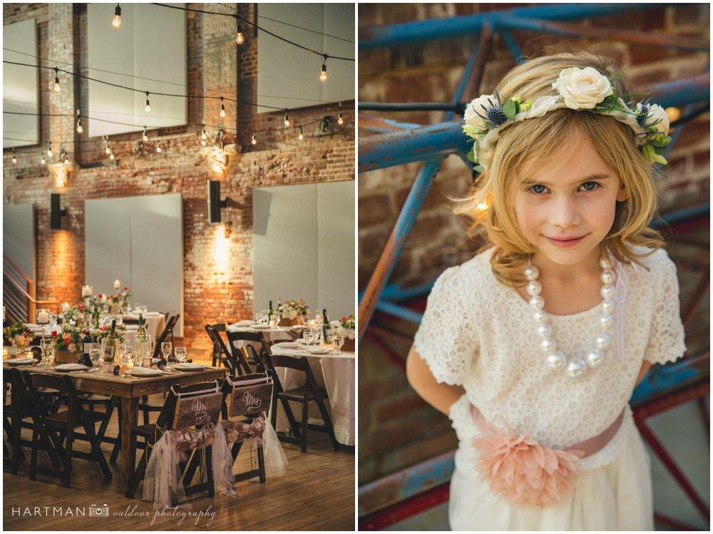 Flower girl Haw River Ballroom 000080