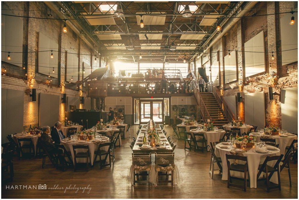 Wedding Reception Haw River Ballroom 000081