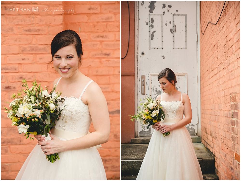 Colorful Peach Wedding 00734