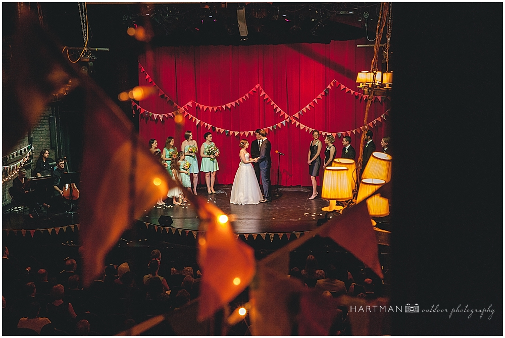 Town Theater Wedding Greenville 00747