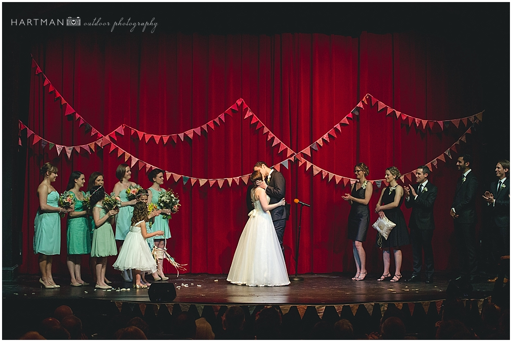 Greenville Town Theater Wedding 00748