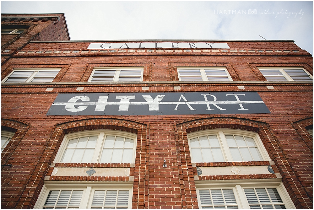 City Art Columbia SC Reception