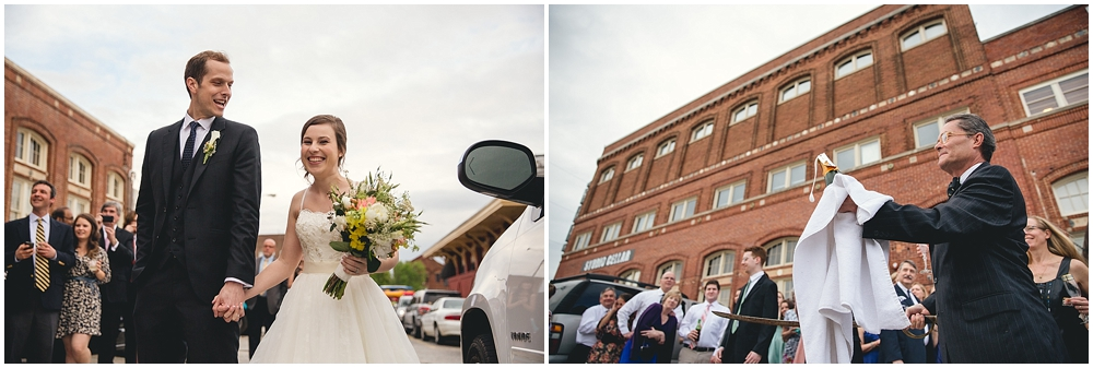 City Art Gallery Wedding Reception