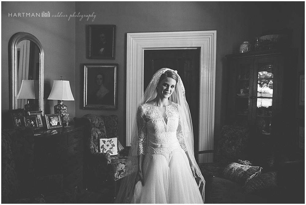 Bridal Portraits Magnolia Manor