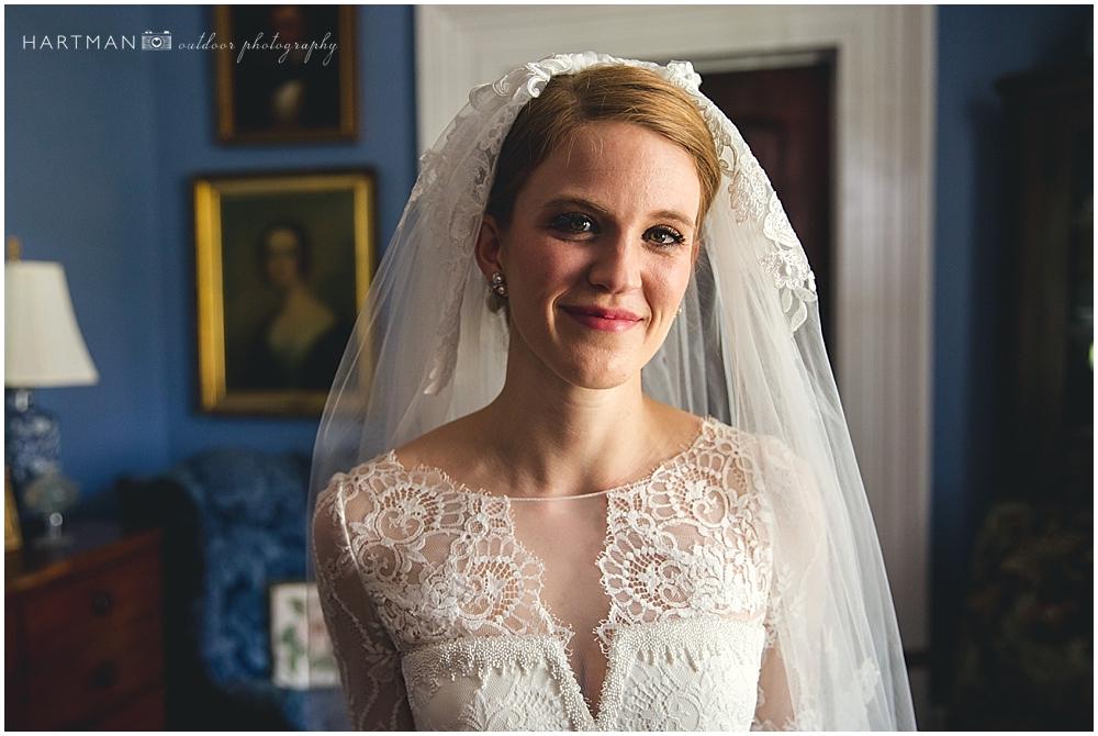 Magnolia Manor Plantation Bride