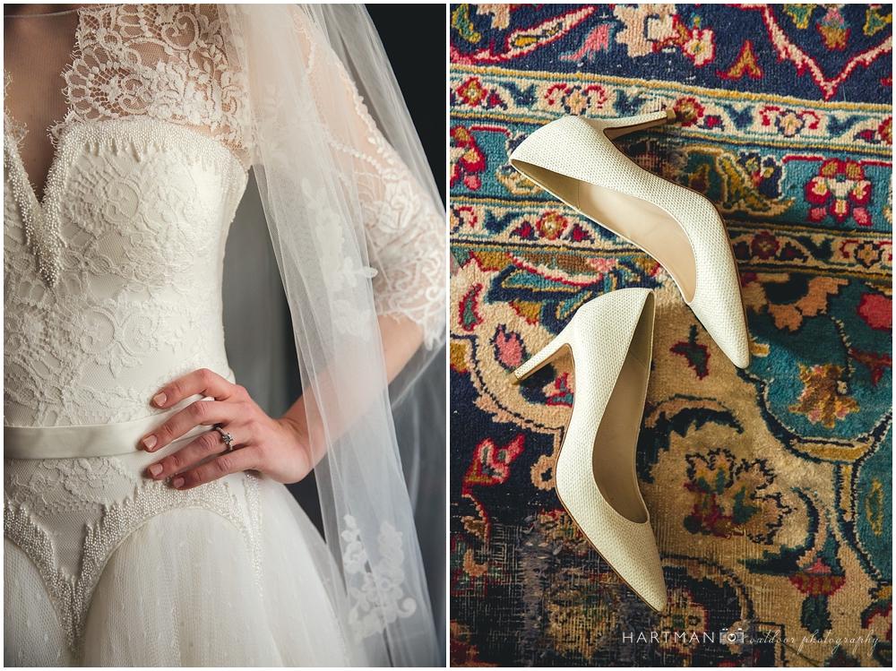 New Vintage Sleeved Wedding Dress