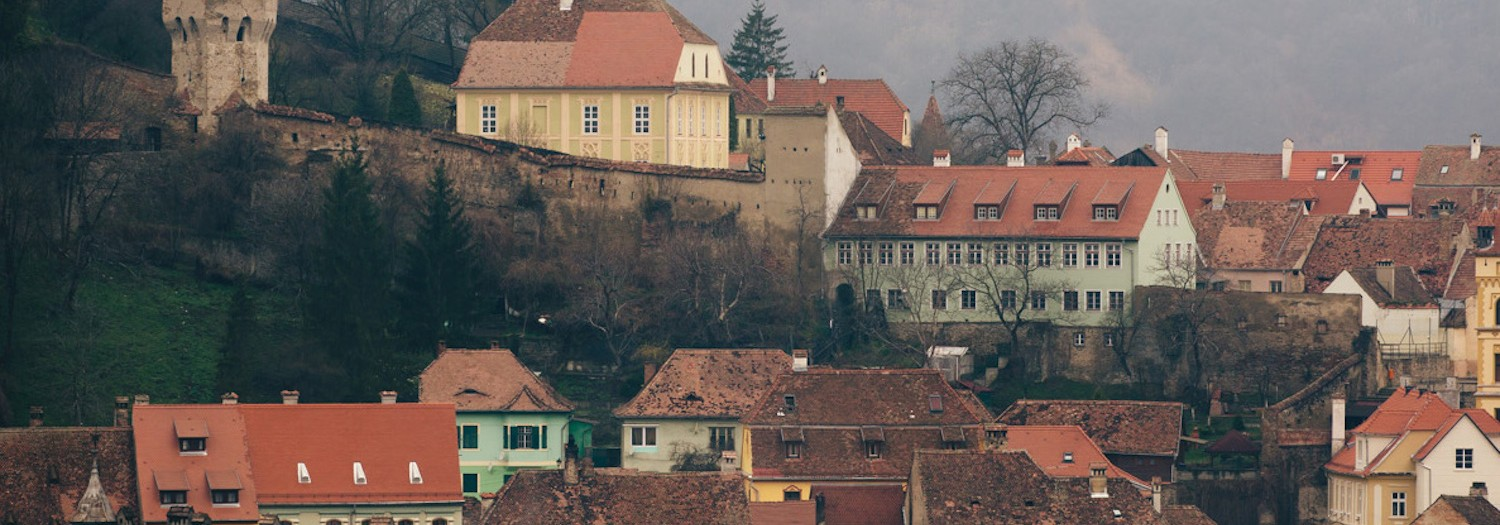 Our Stay in Medieval Sighisoara, Romania