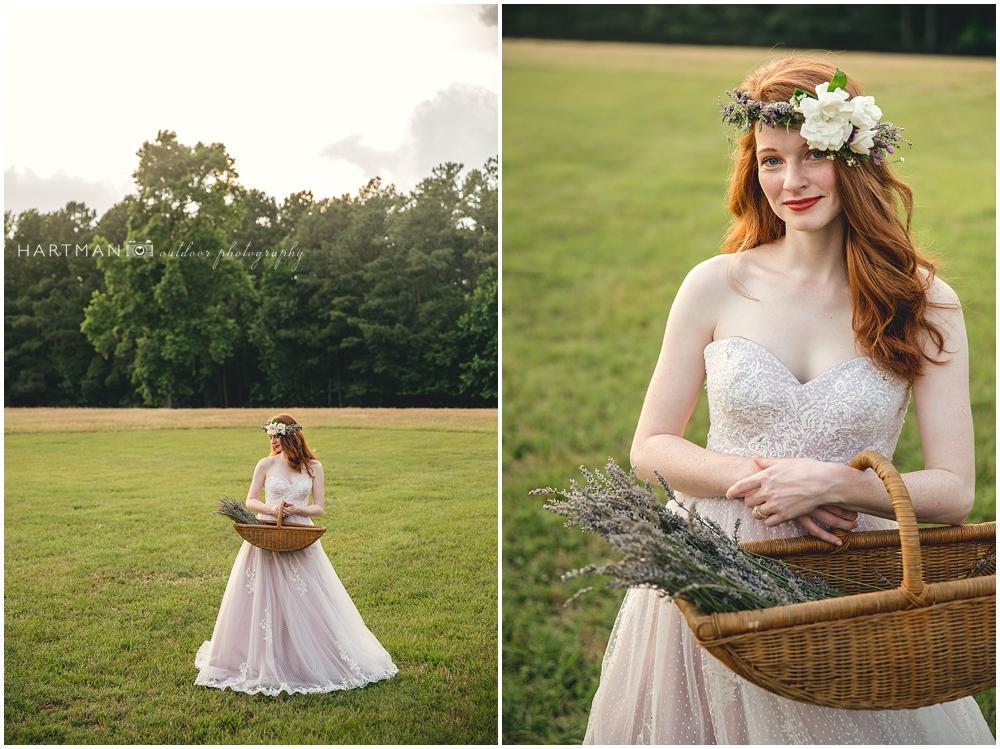 Raleigh Bohemian Wedding