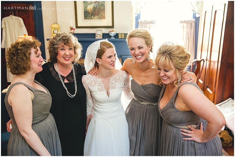 Magnolia Manor Bridal Suite