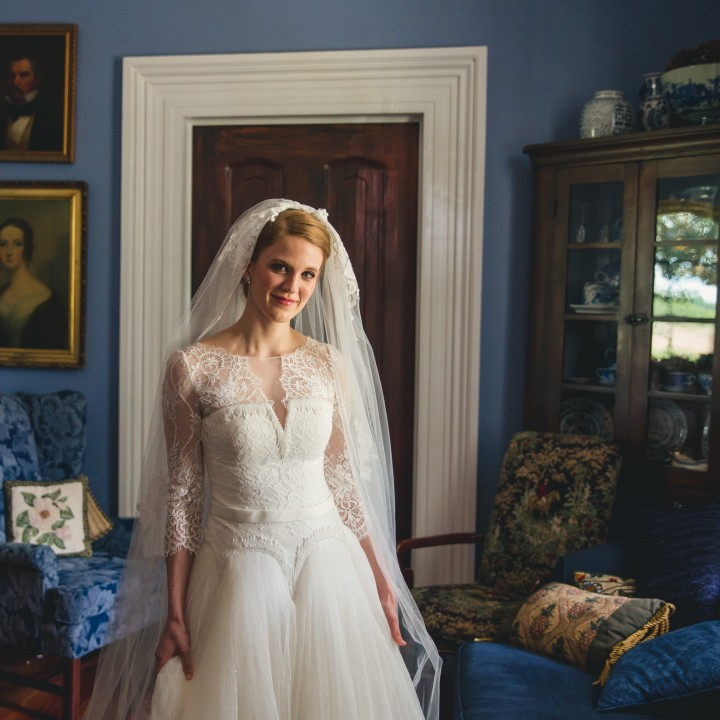 Rachel + Chris | Magnolia Manor Plantation Wedding