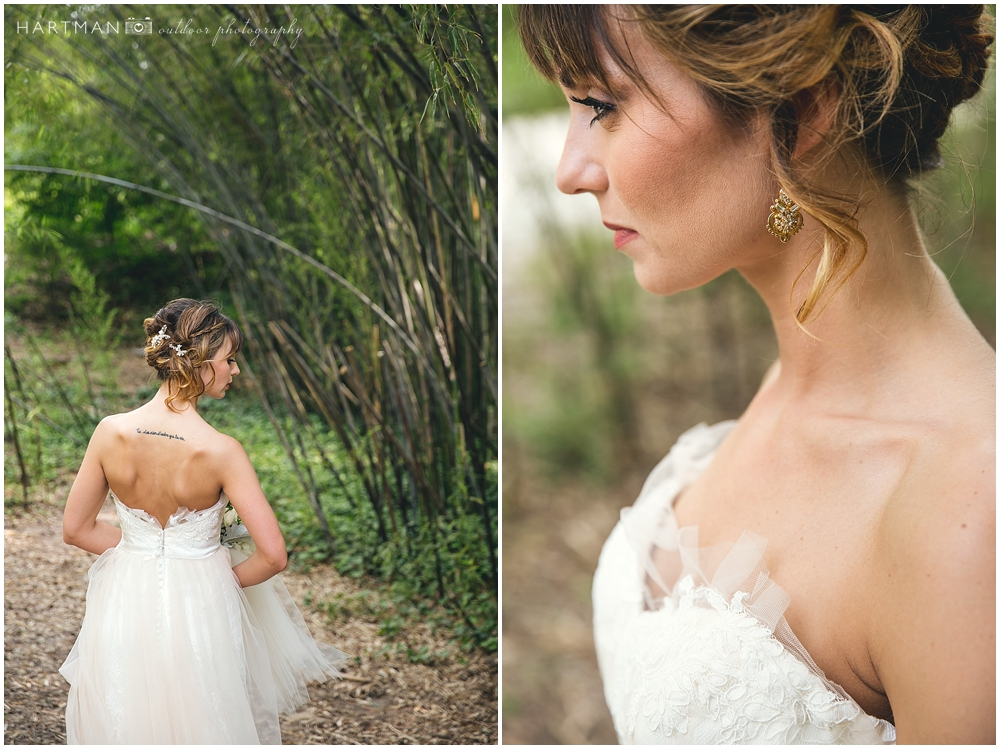 Durham Bridal Portrait Session