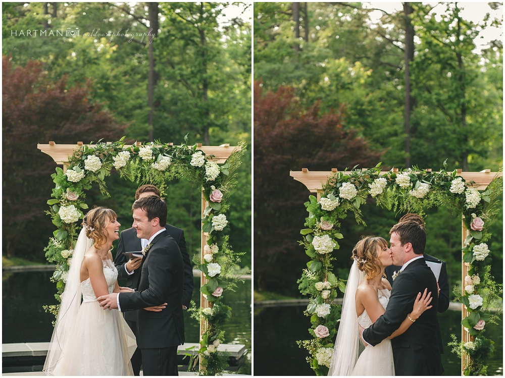 Duke Gardens May Spring Ceremony