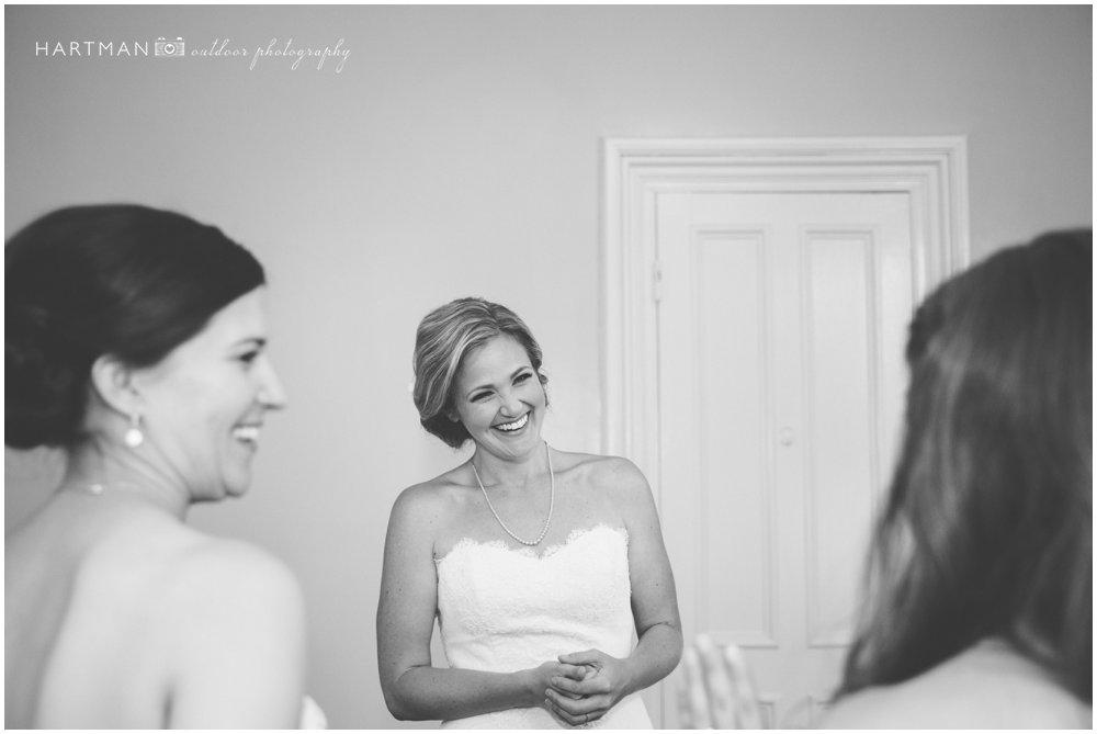Merrimon Wynne Bridal Suite