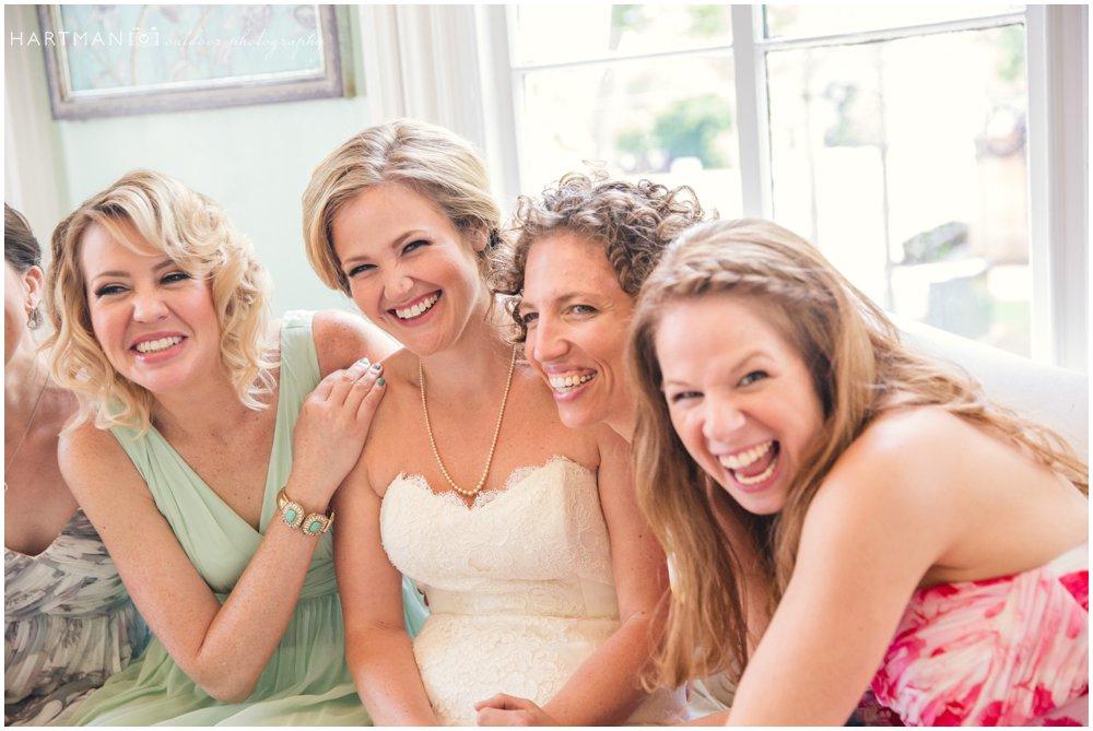 Merrimon Wynne Bridal Party