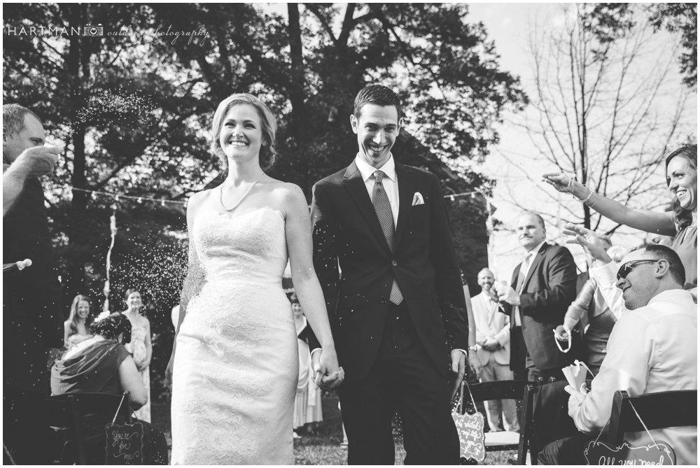 Merrimon Wynne Just Married