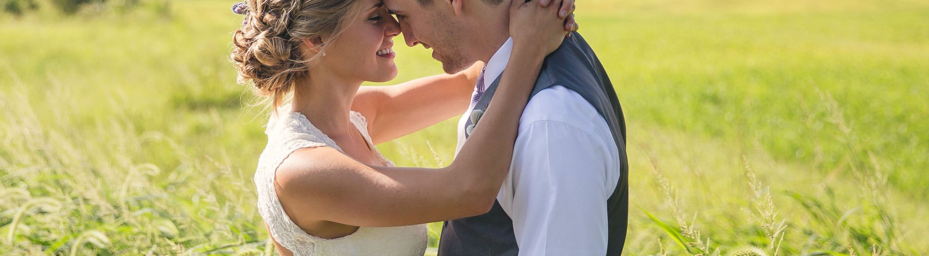 Alisa + Ryan | Outdoor Wedding at Starlight Meadows