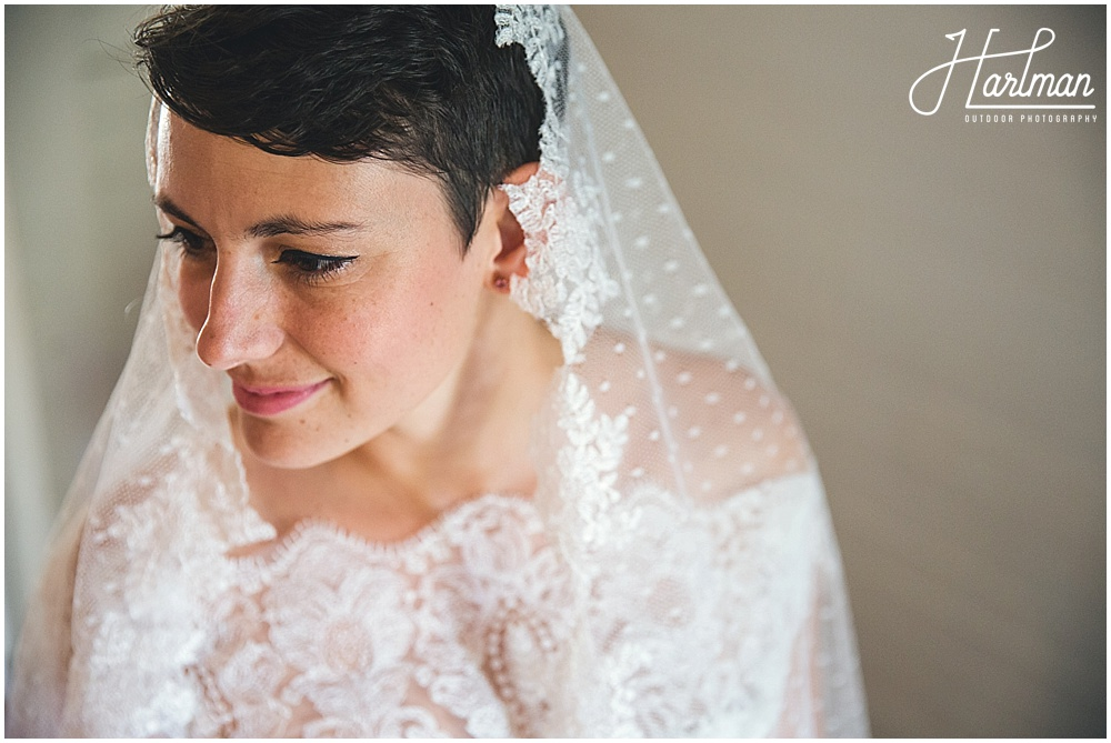 North Carolina Same Sex Lesbian Wedding