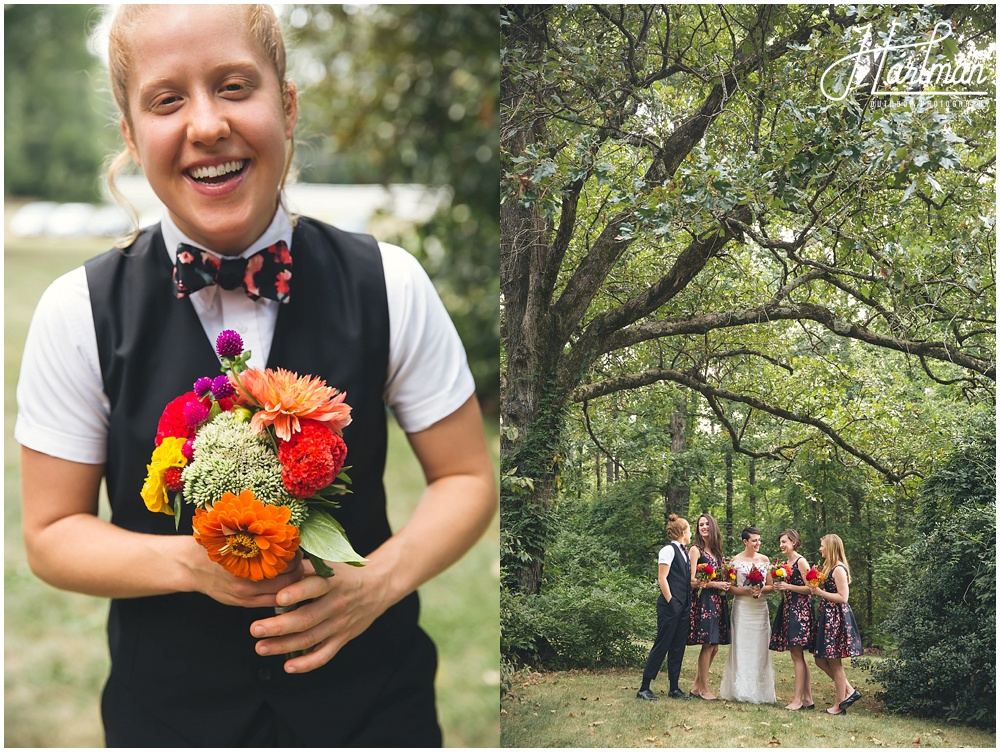 Raleigh North Carolina LGBT wedding