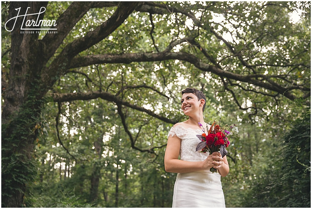 Rock Quarry Farm Bride