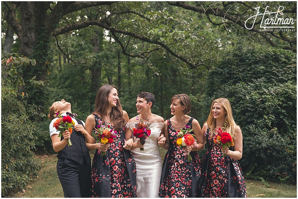 Raleigh Same Sex wedding photographer