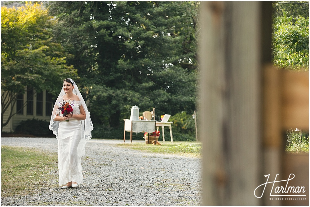 Chapel Hill NC Outdoor Ceremony
