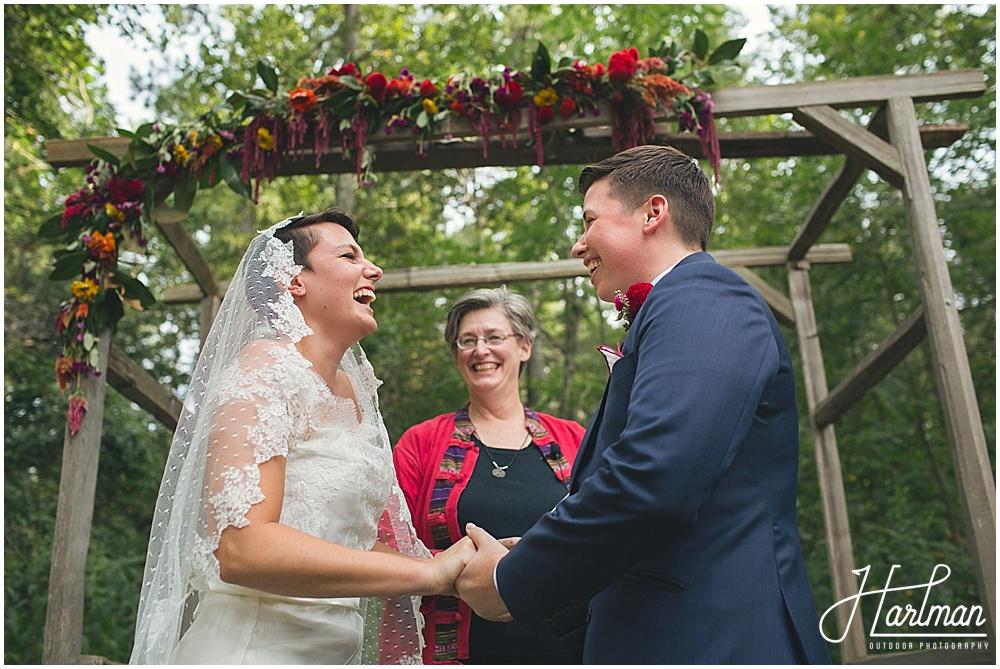 Raleigh NC Same Sex Wedding