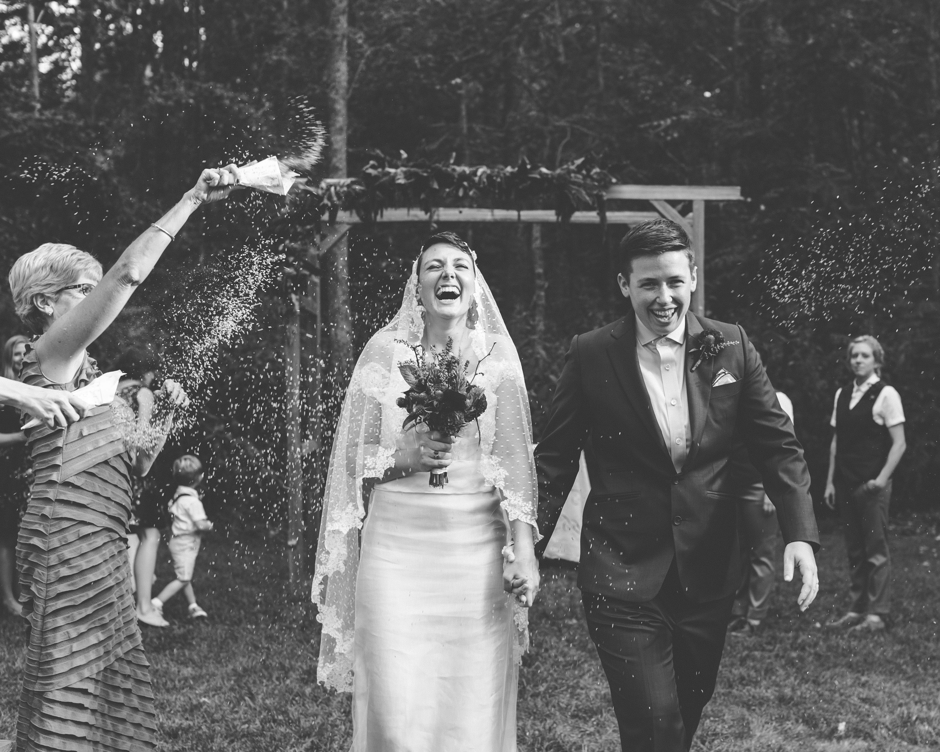 North Carolina Gay Wedding Photographer
