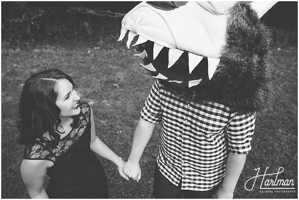 where the wild things are engagement session charlotte asheville 0054