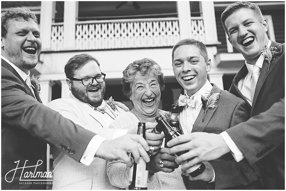 Wedding Toast Groomsmen
