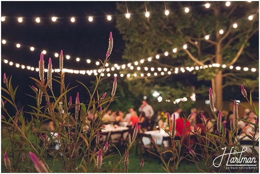 Inn at Celebrity Dairy Summer Fall Wedding