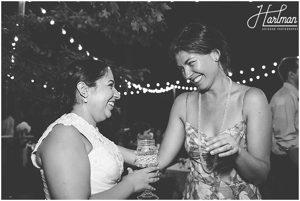 Outdoor Wedding Ceremony Siler City NC