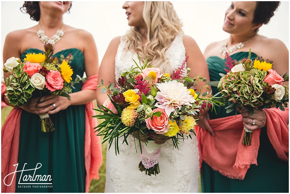 Morton Arboretum Rustic Outdoor Wedding