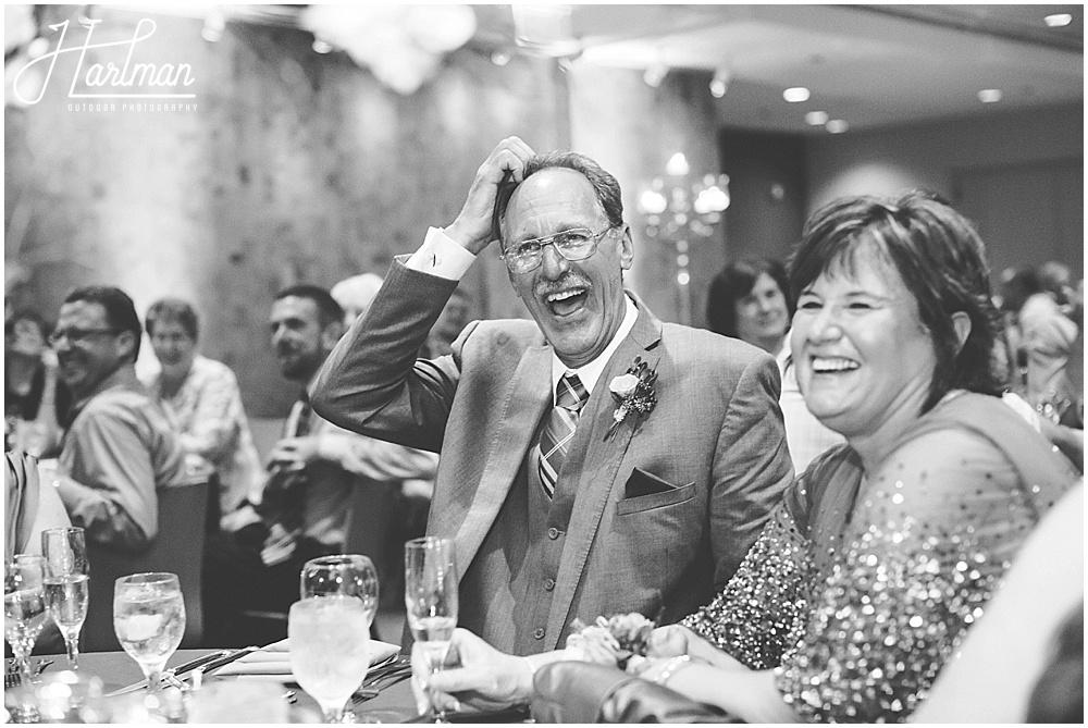 Morton Arboretum Wedding Reception