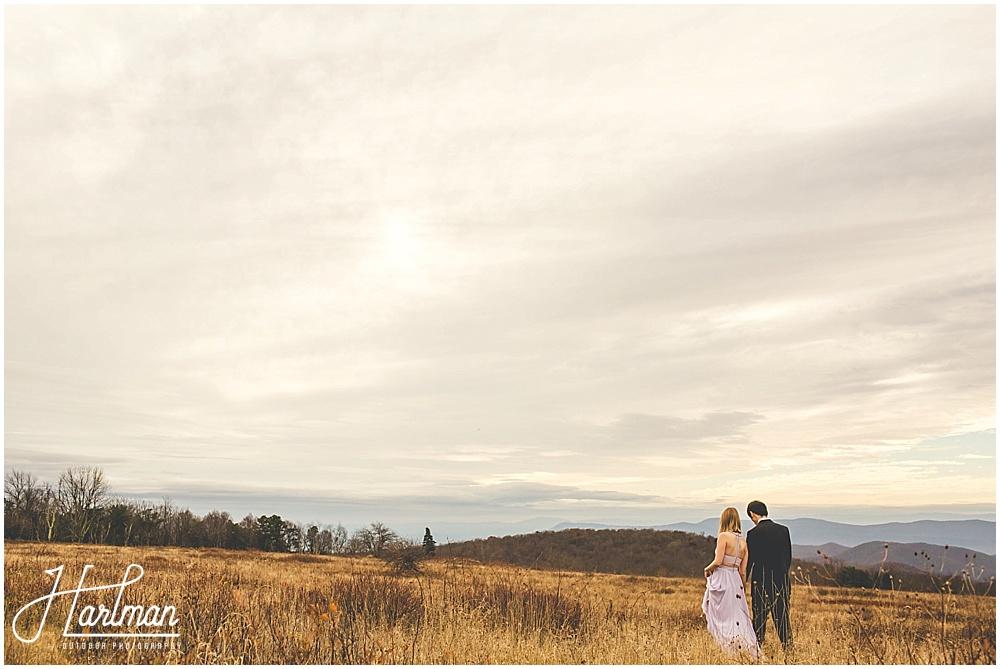 Shenandoah National Park Elopement Wedding
