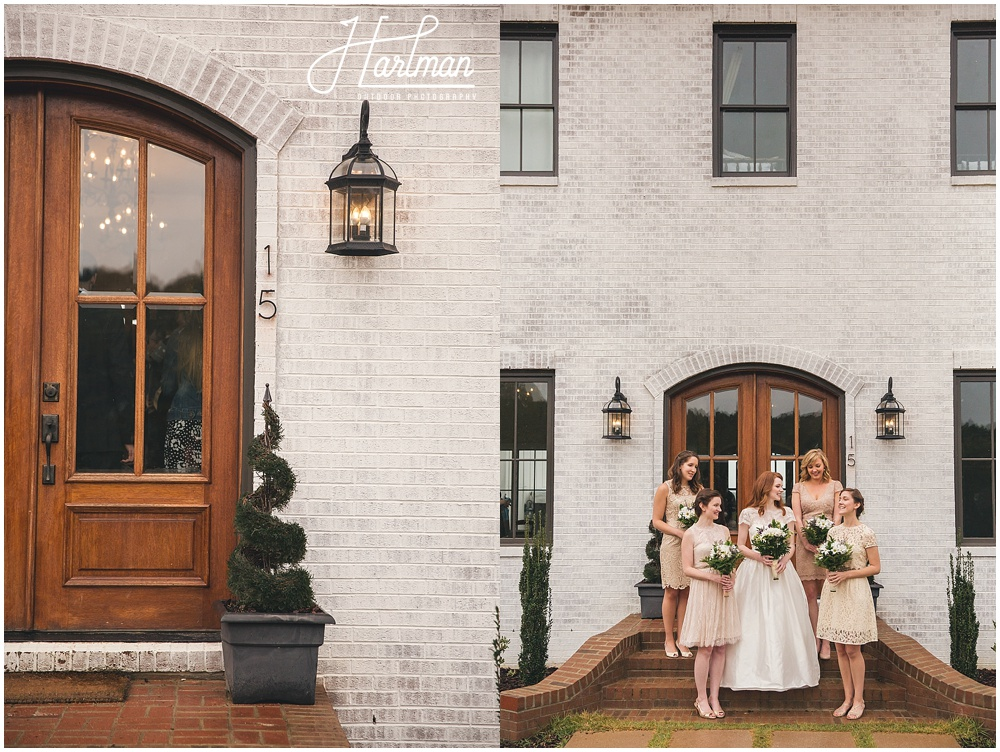 The Bradford Raleigh NC Wedding Venue in New Hill