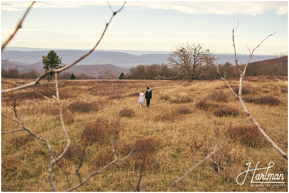 Shenandoah National Park Couples Photographer 1054
