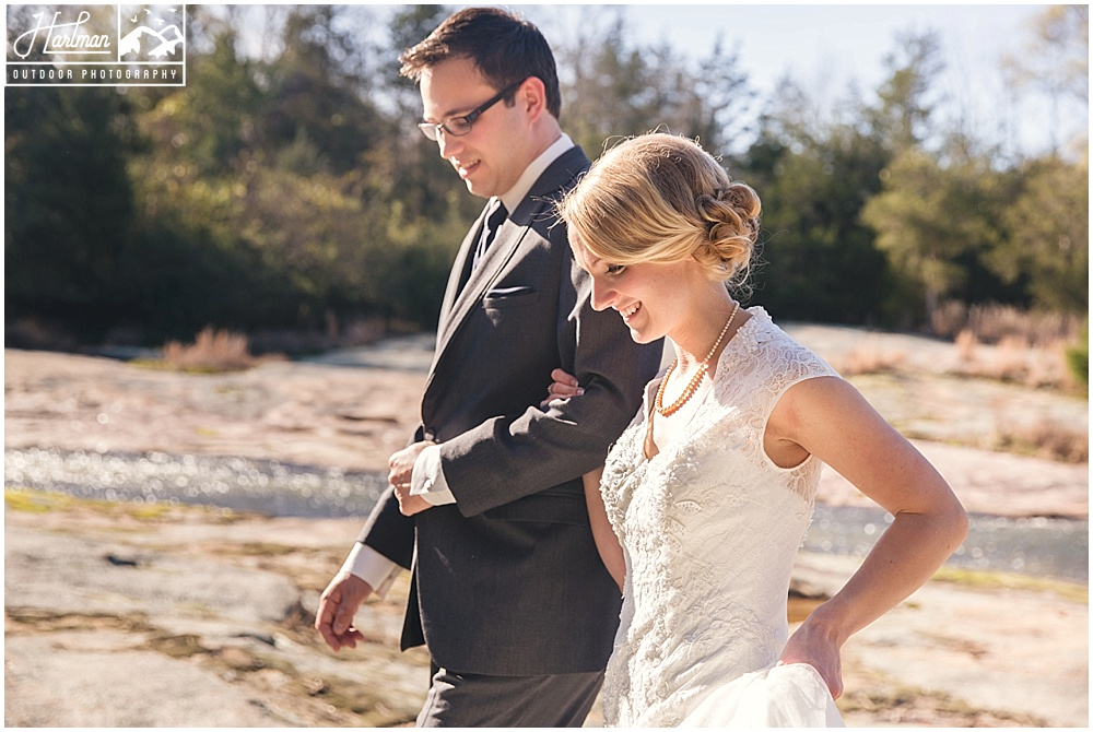 Shenandoah Valley Outdoor Wedding