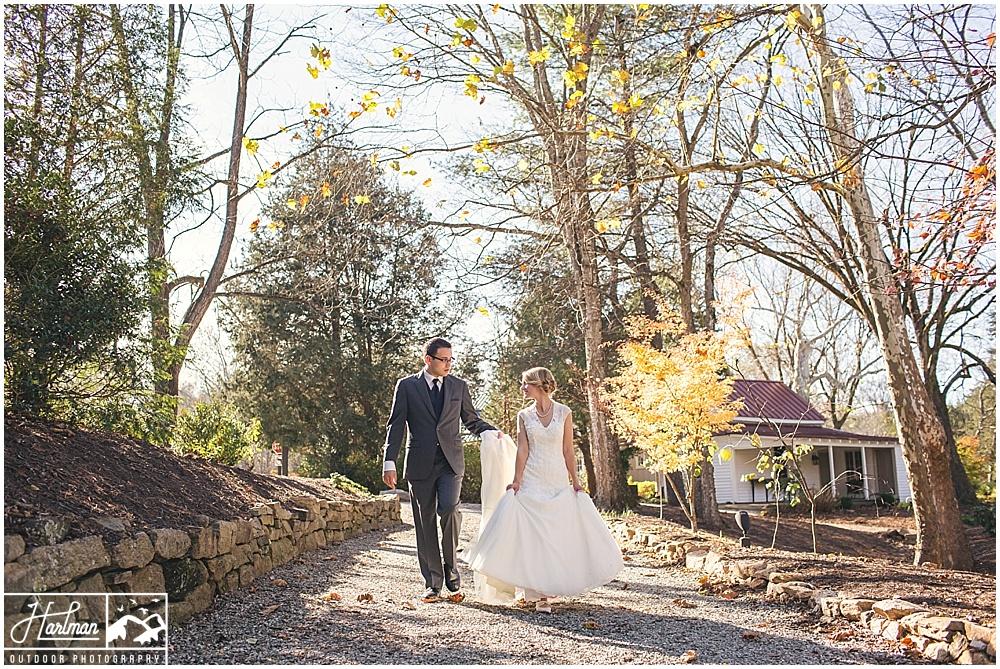 Shenandoah Valley Outdoor Wedding photographer