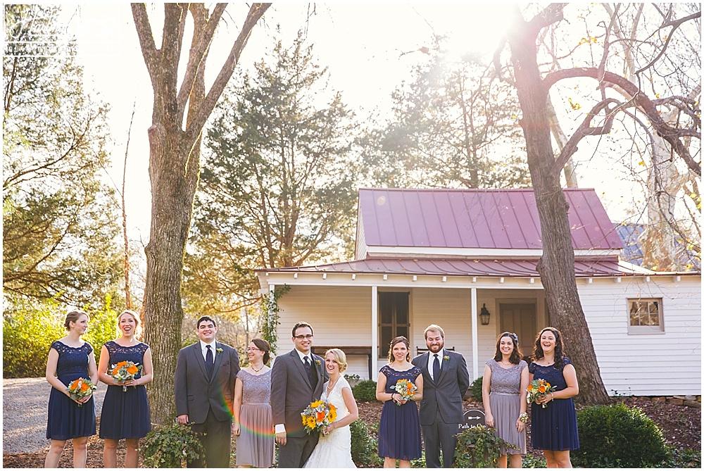 Historic Richmond Wedding Venue Mill at Fine Creek