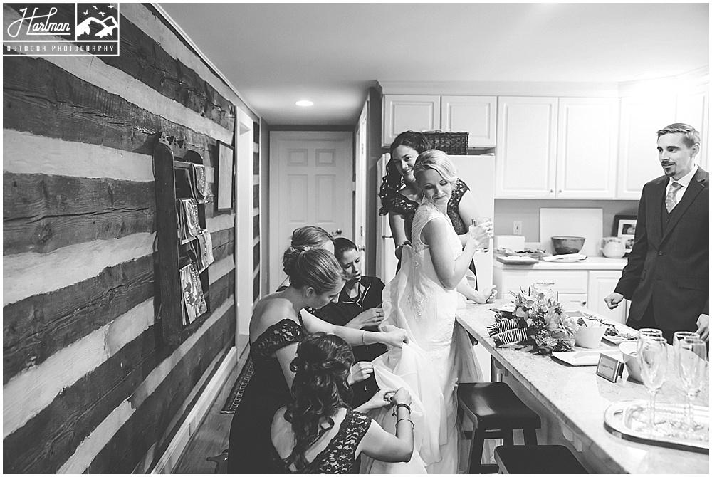 Charlottesville Virginia Creative Wedding Photographer
