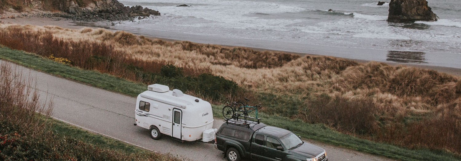 Camping Along Highway 101 - Crescent City | California