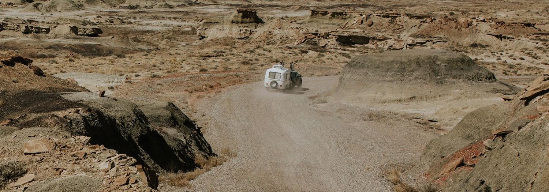 Bisti Wilderness Part 2 | New Mexico