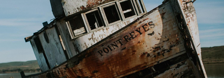 Point Reyes Shipwreck + Lighthouse | California