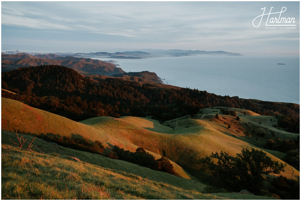 Mt Tamalpais Sunset _0014