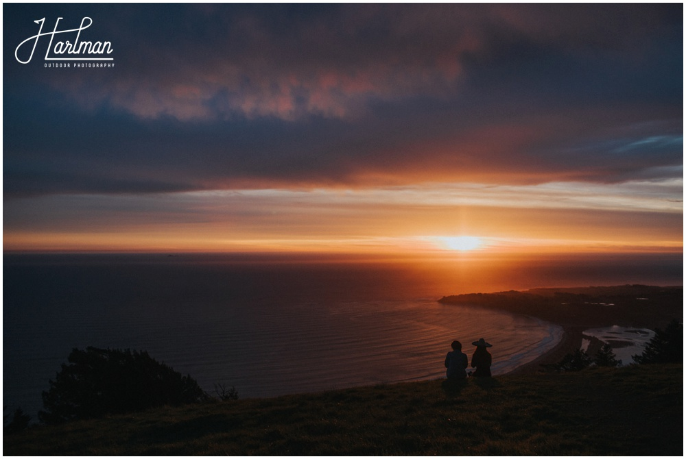 Mt Tamalpais Overlook at Sunset_0016