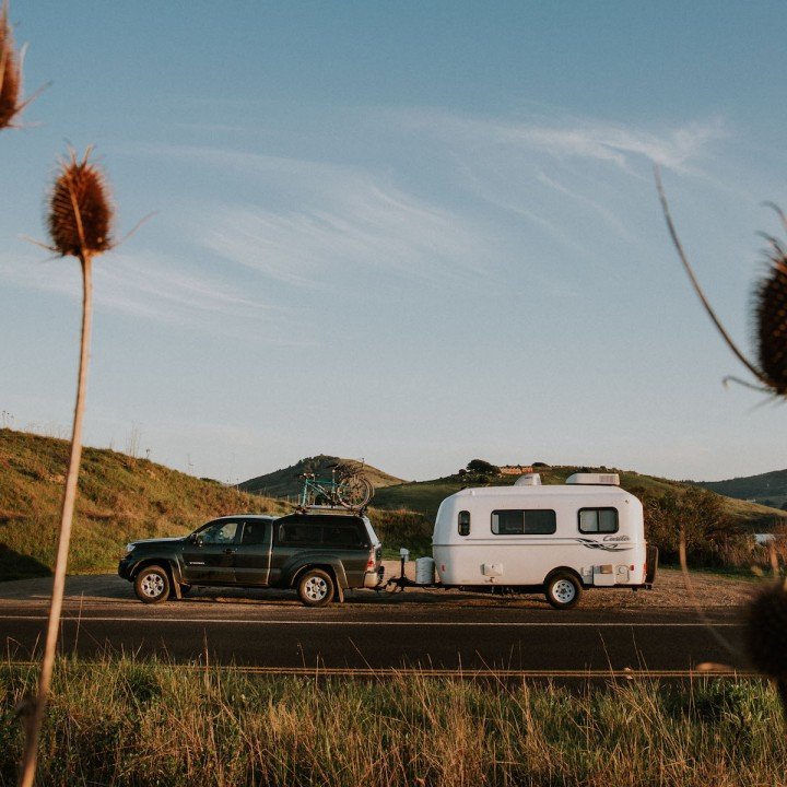 Camping in Olema | California