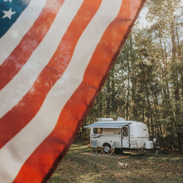 Camping on the Popa Homestead | North Carolina